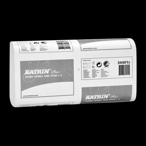 Katrin Handtuchpapier-Blattware Plus