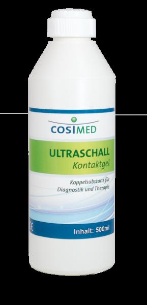 CosiMed Ultraschall Kontaktgel 500 ml