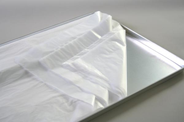 Fangofolie-Zuschnitte für Fangoblech 50 x 70 cm