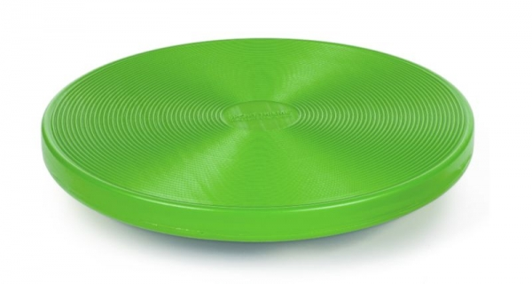 Therapiekreisel aus Kunststoff grün