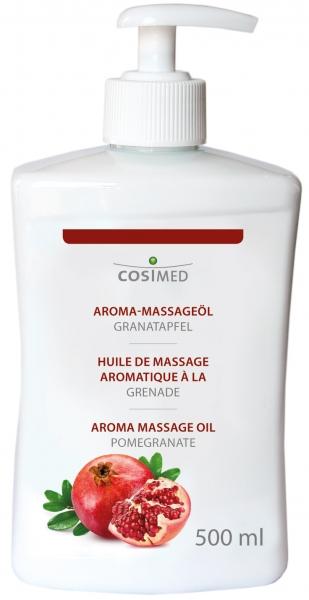 cosiMed Aroma-Massageöl Granatapfel 500 ml