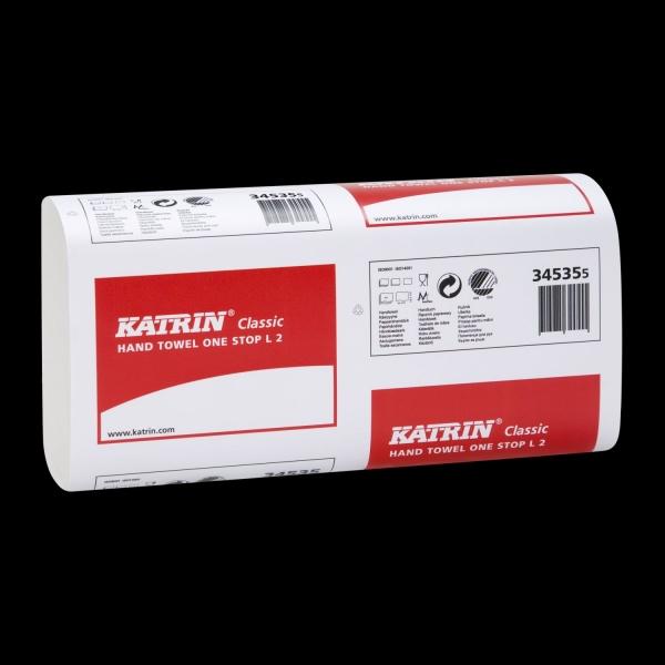 Katrin Handtuchpapier Blattware Classic