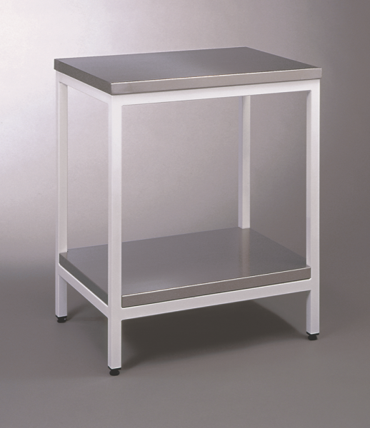 Standtisch Klein mit V2A-Platte