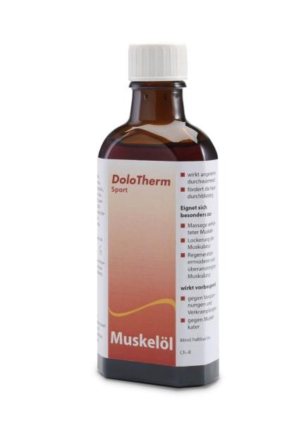 DoloTherm Muskelöl 100 ml