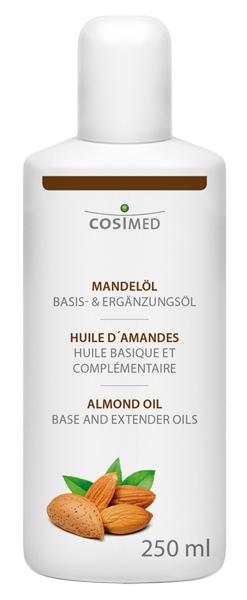 CosiMed Basisöle- und Ergänzungsöle Mandelöl 250 ml