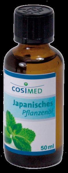 cosiMed Japanisches Pflanzenöl 50 ml Flasche