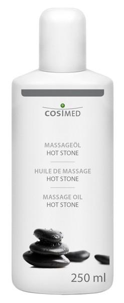 CosiMed Hot Stone Massageöl 250 ml