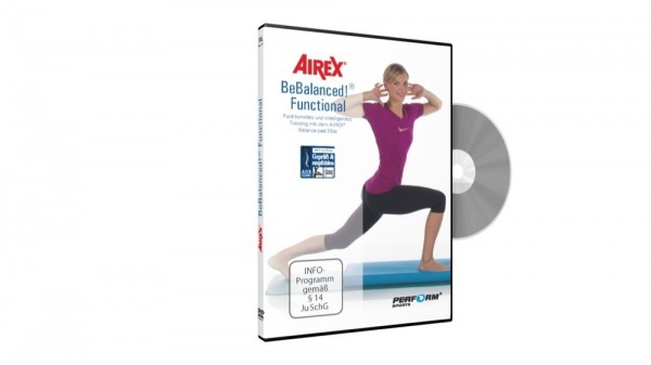 DVD BeBalanced Functional