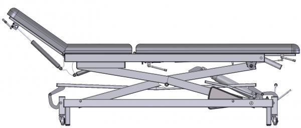 SELECT TOP C hydraulisch