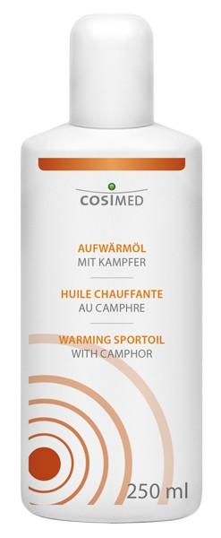 CosiMed Aufwärmöl mit Campher