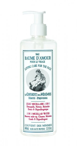 """Baume d`Amore"" Pflegemilch"