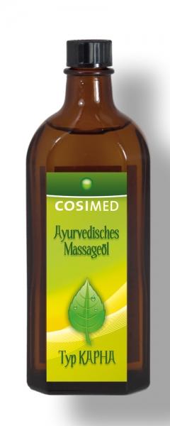 CosiMed Ayurvedische Massageöle, Typ Kapha 250 ml