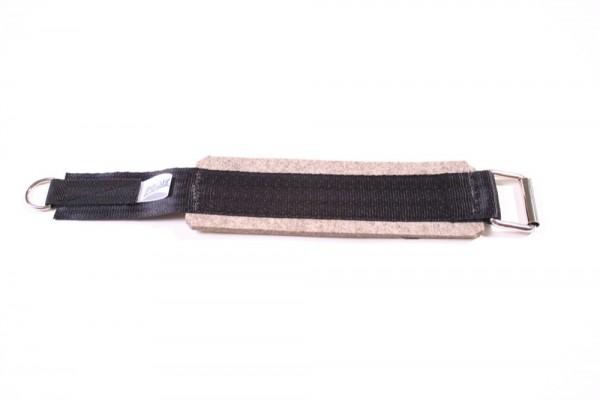 Fußmanschette Textil für Oberschenkel