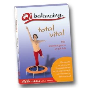"Übungs-DVD ""Qi balancing"""