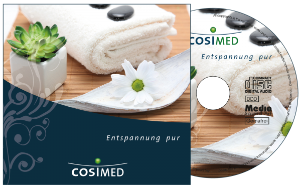 """CosiMed Relax-CD """"Entspannung Pur"""""""
