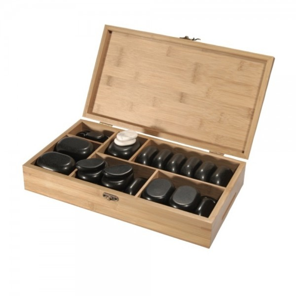 Hot Stone Set 40-teilig