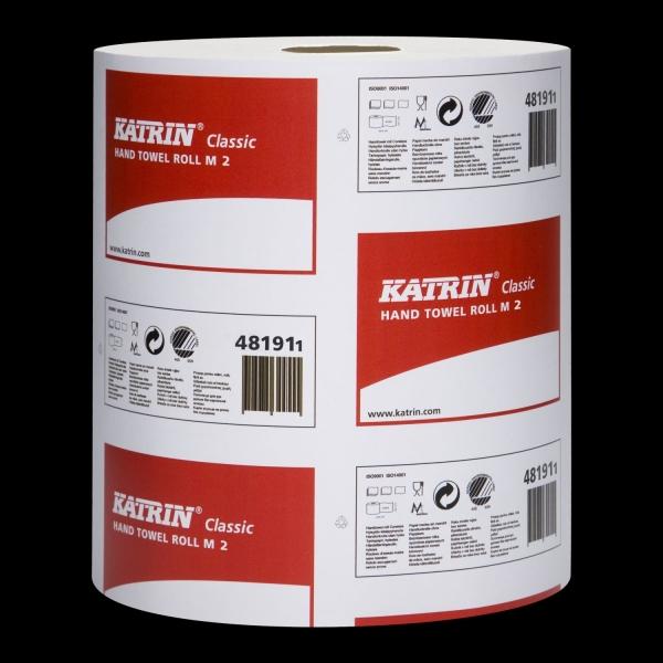 Katrin Handtuchpapier-Rollenware Classic