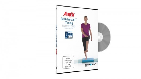 DVD BeBalanced Toning